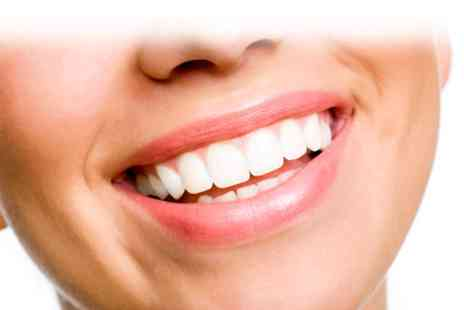 Dermalase - 1 Hour Dermalase Laser Teeth Whitening Session - Save 46%