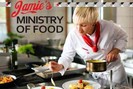 Jamie Oliver Ministry of Food - Cookery Masterclass - Save 53%