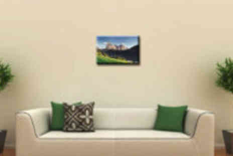 Digital Canvas Printing - Canvas print - Save 81%