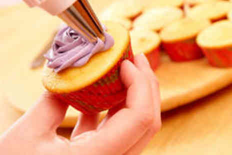 Zalicious Cakes - Two Hour Cupcake Decorating Class with Cakes - Save 52%