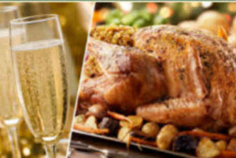 Anexo Bar and Restaurant - Festive three course meal - Save 60%