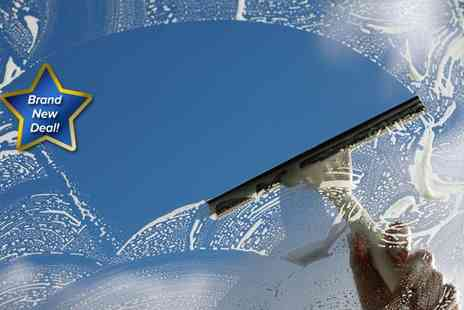 Ldm Services - £14 for a deep window clean for 11 to 25 windows - Save 0%