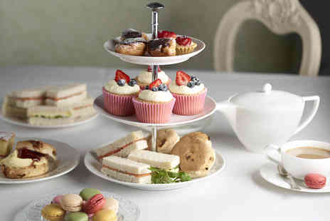 Buckatree Hall Hotel - Afternoon tea for 2 with homemade soup - Save 58%
