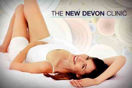 The New Devon Clinic - Three Laser Lipolysis Sessions - Save 50%
