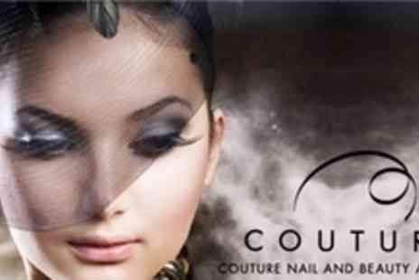Couture Nail Academy - Full Set of Semi Permanent Couture Lash Extensions - Save 61%