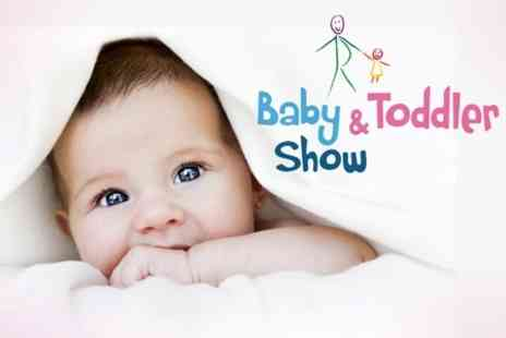 Baby and Toddler Show - Bluewater Entry For One - Save 54%
