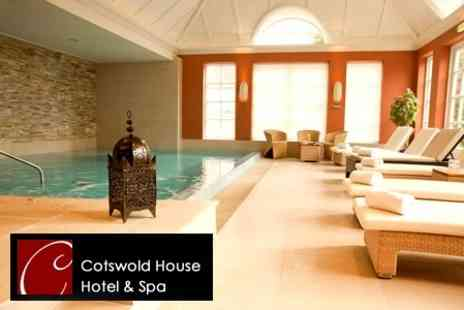 Cotswold House Hotel - Spa of the Year 2013 Facial, Massage or Manicure With Lunch, Bubbly, and Use of Facilities - Save 54%