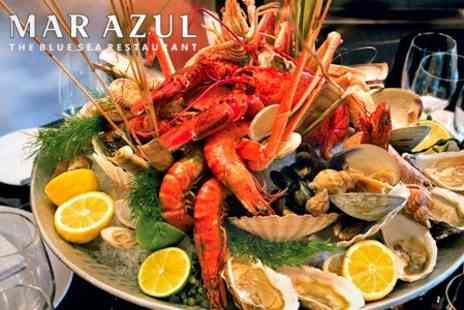 Mar Azul - Portuguese Seafood For Two - Save 62%