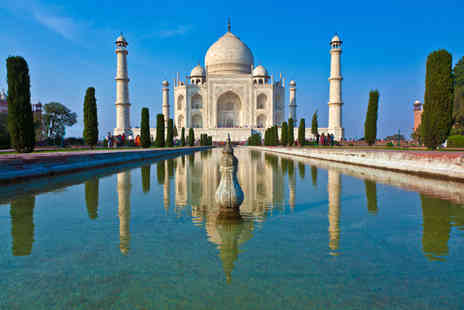 Wild Frontiers Travel - 10 day real Marigold Hotel tour of India including Taj Mahal - Save 33%