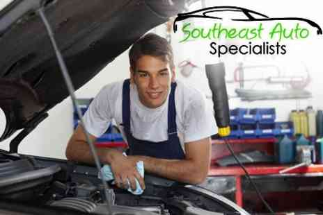 Southeast Auto Specialists - 51 Point Car Service With Oil and Filter Change Plus Wheel Alignment Test - Save 50%
