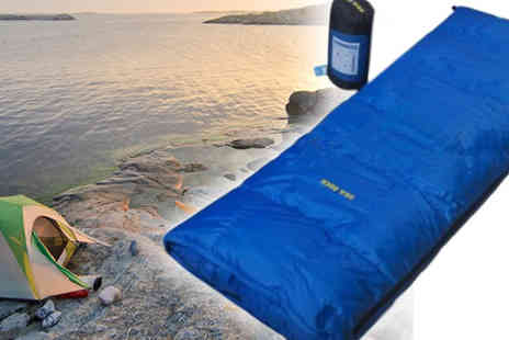 Big Bargain Store - Searock down sleeping bag perfect for joining together with your partners - Save 65%