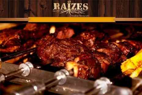 Raizes - All You Can Eat Rodizio Grill For One or Two - Save 50%