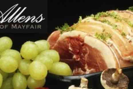 Allens of Mayfair - Large Gourmet Meat - Save 51%