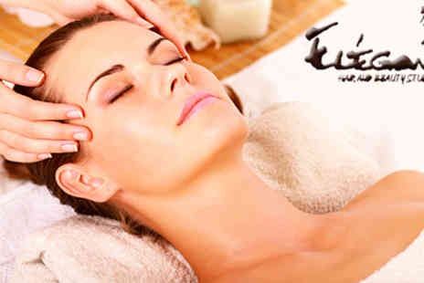 Elegant Studio - 1 hour Aromatherapy, Deep Tissue or Relaxation Massage - Save 60%