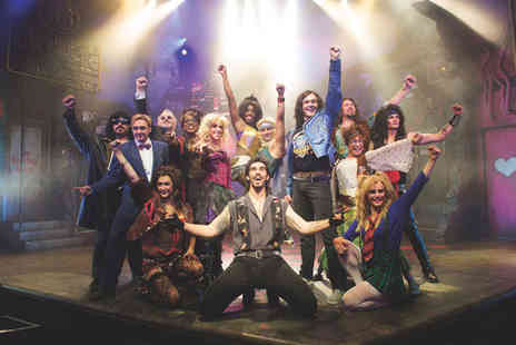 Rock of Ages - Stalls Grand Circle ticket - Save 49%