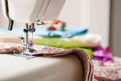 Atelier le Flamboyant - Sewing Machine Courses and Cushion Making workshop - Save 50%