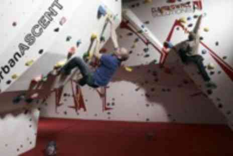 Urban Ascent - An evening climbing class - Save 50%