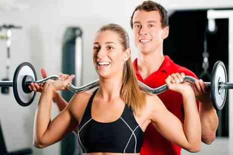Educogym - 3 Personal Training Sessions - Save 51%