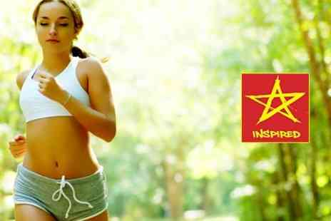 Inspired Fitness - Boot Camp Ten Sessions - Save 74%