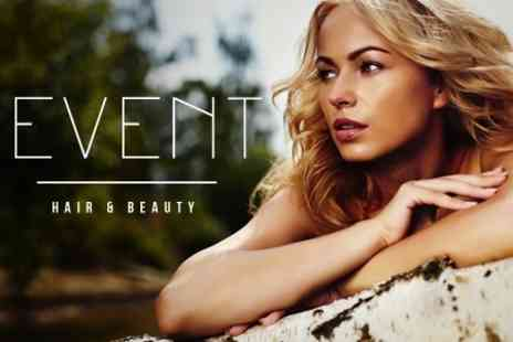 Event Hair and Beauty - Cut and Finish - Save 72%