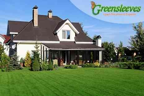 Greensleeves - Lawn Treatment and Weed Control - Save 53%