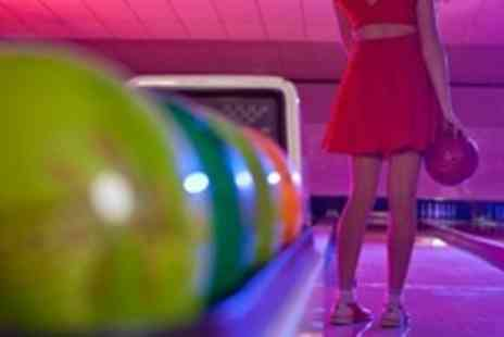 Tenpin - Two Games of Bowling For Four - Save 79%