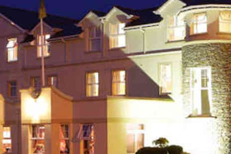 Ballyliffin Hotel - Two Night Stay for Two in a Double Room - Save 58%