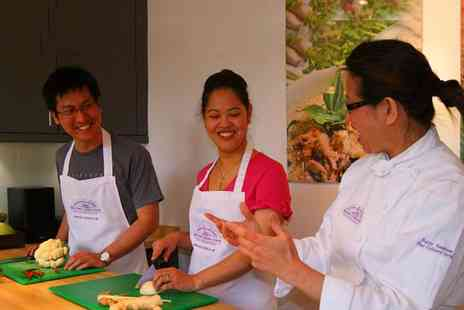Krua Thai Cookery School - Thai Cooking Lesson Masterclass - Save 71%