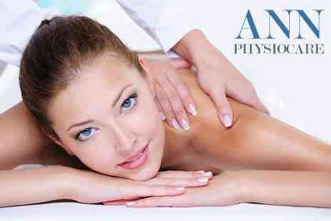 Ann Physiocare - Sports Massage - Save 50%