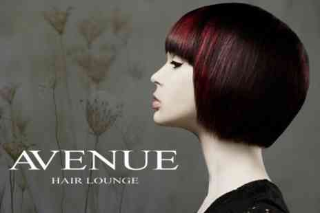 Avenue Hair Lounge - Cut and Blow Dry - Save 56%