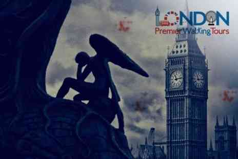 London Premier Walking Tours - Jack The Ripper or Oliver Cromwell Walking Tour For Two - Save 50%