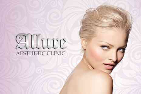 Allure Aesthetic Clinic - Three Microdermabrasion Facial Sessions - Save 76%