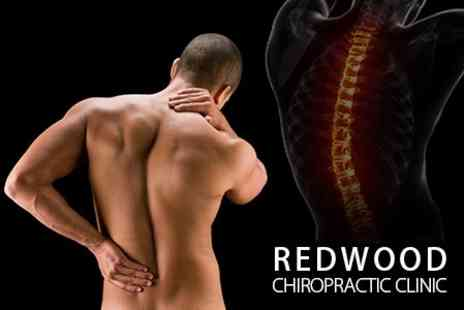Redwood Chiropractic Cinic - Treatment With Consultation - Save 75%