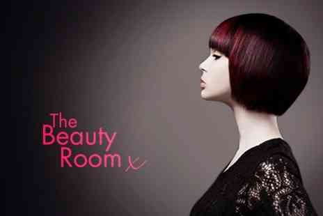 The Beauty Room - Cut and Finish With Senior Stylist - Save 52%