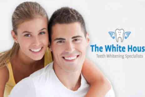 The White House - Beyond Power Advanced Laser Teeth Whitening Treatment - Save 61%