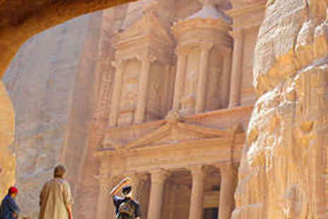 Encounters Travel - 8 Day Jordan Tour - Save 35%