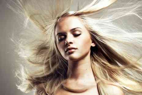 Alan Lawrence - Full head of highlights, cut and blow dry - Save 66%
