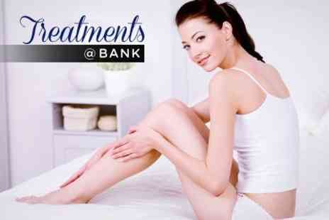 HYPOXI - IPL Hair Removal Six Sessions on Choice of Areas - Save 84%