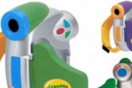 Crayola - Fun & Educational Kids Digital Camcorder Easy to Use - Save 63%