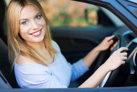 Driving Schools Booking Services - 2 Hour driving lesson including theory test training - Save 80%