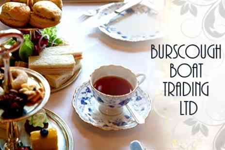 Burscough Boat Trading - Canal Cruise With Afternoon Tea - Save 51%
