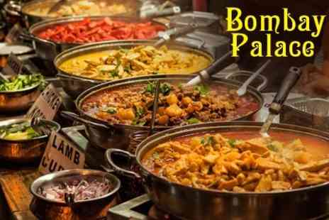 Bombay Palace - Indian Buffet For One With Wine - Save 51%