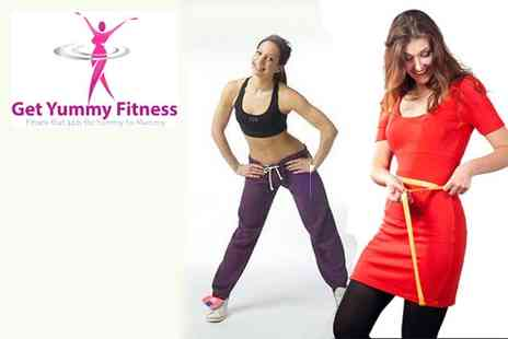 Get Yummy Fitness - The 4 Week Ultimate Bikini Body Programme - Save 49%
