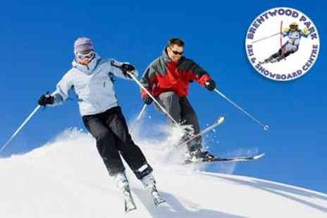 Brentwood Park Ski & Snowboard Centre - Dry-Slope Skiing fowboard - Save 25%