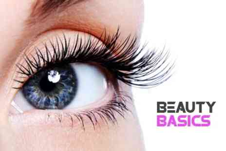 Beauty Basics - Nouveau Eyelash Extensions - Save 72%