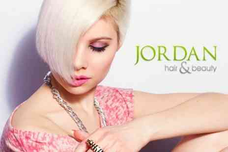 Jordan Hair and Beauty - Cut and Finish - Save 61%