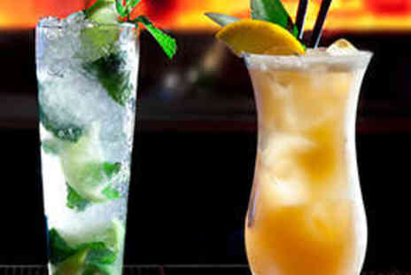 Bar 50 - Two Cocktails Each for Two People - Save 57%