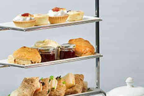 Hilton - Champagne Afternoon Tea for Two People - Save 50%