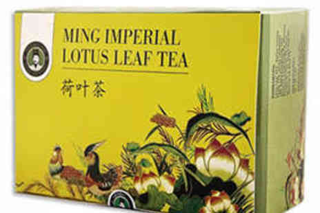 Herbal Inn - Ming Imperial Lotus Leaf Tea - Save 52%