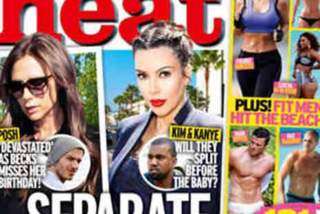 Heat Magazine - 18 Issue Subscription to Heat - Save 39%